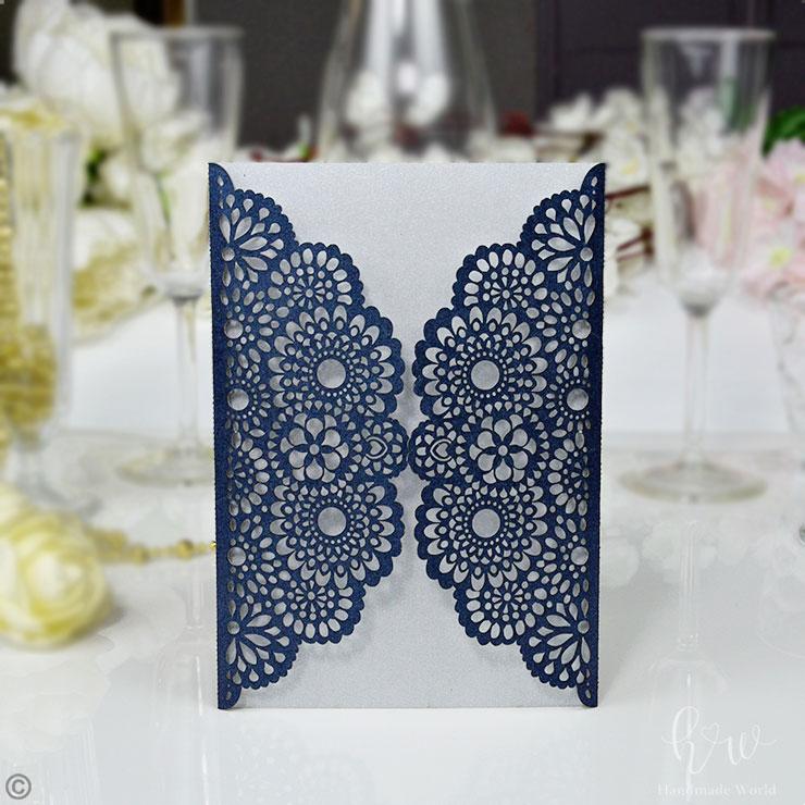 Traditional Wedding Invitation, Gold Wax Seal, Envelope Folds, Blue Envelopes, Paris Invitation, Download Invite Templates, Wedding Chalkboard Sign, Envelopes Size, Pokcets, Wedding Menu Size